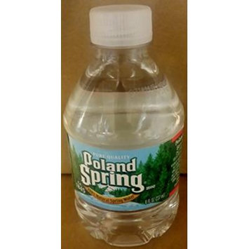 Poland Spring Water 8 Oz (100 Pack)