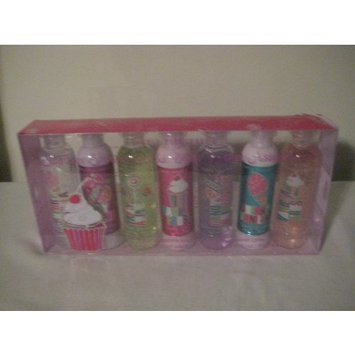Shimmering Shower Gel and Lotion 7 per pack