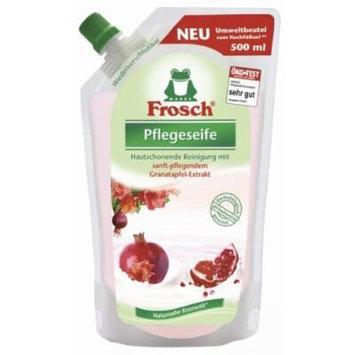 Frosch Handseife Granatapfel Nachfüller, 2er Pack (2 x 500 ml)
