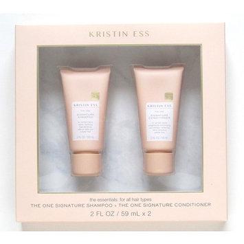 Kristin Ess Signature Shampoo + Signature Hair Conditioner Set, pack of 1