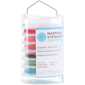 Martha Stewart Vintage Girl Floral Ink Pad Multipack