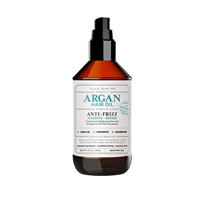Rosen Apothecary Argan Hair Oil 4oz / 120ml