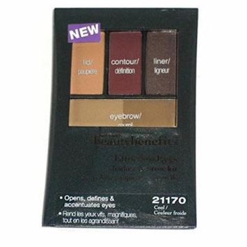 wet n wild Beauty Benefits Effortless Eyeshadow & Brow Kit