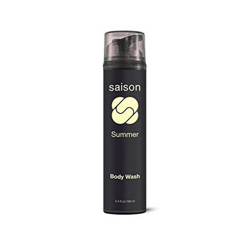 Saison Summer Body Wash | Organic, Natural, Vegan & Cruelty Free Beauty