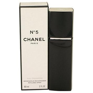 Chänel No. 5 Perfüme For Women 2 oz Eau De Parfum Premiere Refillable Spray + a FREE Body Lotion For Women