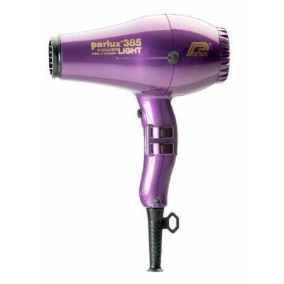Parlux 385 Powerlight Ionic & Ceramic Violet Hair Blow Dryer
