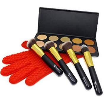 Royal Care Cosmetics 9 Piece Make Up Gift Set
