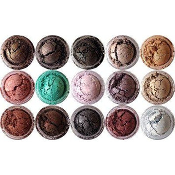 The Complete Seven Kingdoms Collection - Set of 15 Eyeshadows and 1 Lip Gloss - Indie Makeup