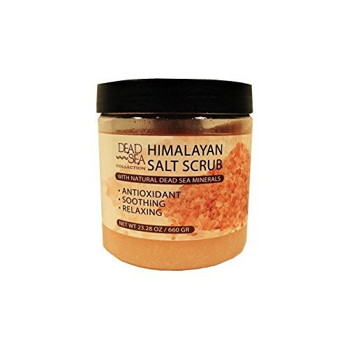 Dead Sea Himalayan Salt Scrub