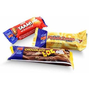 Elite, Assorted Mini Milk Chocolate Bars (15 pcs)
