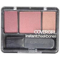 CoverGirl Instant Cheekbones Contouring Blush - Purely Plum 220 (Pack of 3)