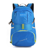 Besmall Outdoor Ultra-light Water-repellent 35L Packable Handy Lightweight Travel Backpack Daypack for Camping Hiking Trekking M