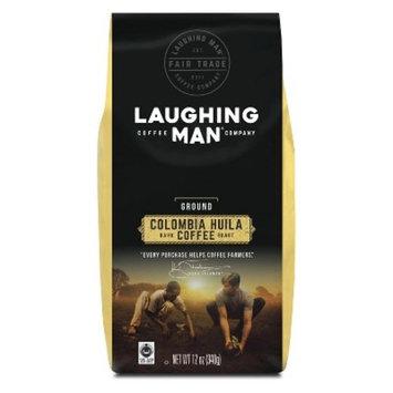 Laughing Man Coffee Colombia Huila Ground Coffee - 12oz
