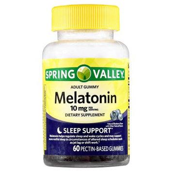 Spring Valley Sv Adult Gummy Melatonin 10mg