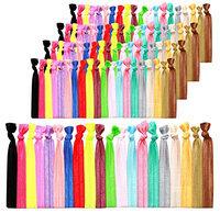Syleia 100 Hair Ties