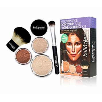 BellaPierre All Over Face Contour and Highlighting Kit - Fair
