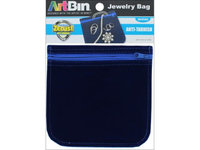 ArtBin Anti-Tarnish Jewelry Bag 6x6