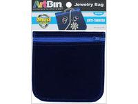 ArtBin Anti-Tarnish Jewelry Bag 6x6