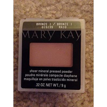 Mary Kay Sheer Mineral Pressed Powder - Bronze 1
