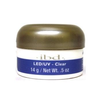 IBD Led Gel, Clear, 0.5 Ounce