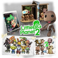 Sony LittleBIGPlanet 2 (Collector's Edition) (works with PlayStation Move)