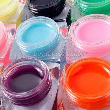 12 Color Pure Solid Uv Gel Nail Art Uv Lamp Pen