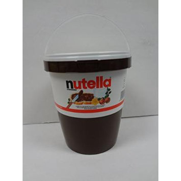 AUTHENTIC ITALIAN NUTELLA Ferrero Chocolate Hazelnut Spread - 3 kilo italimport