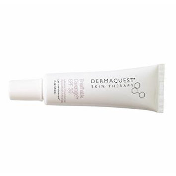 DermaMinerals by DermaQuest Breathable Coverage Liquid Mineral Foundation SPF 30 - 4N, 1 fl.oz.