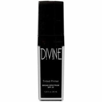 Divine Skin & Cosmetics - Supreme Hydration, Radiant Finish Broad Spectrum Tinted Face Primer - Light