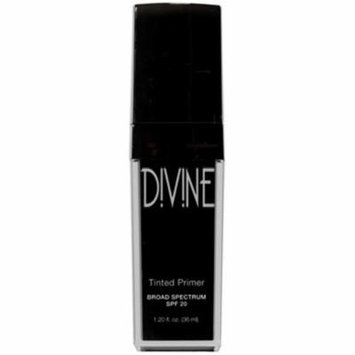 Tinted Face Primer - Medium/Deep -Supreme Hydration, Radiant Finish Broad Spectrum SPF 20 Warms Complexion Sheer Finish