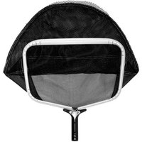 Pooline Products Medium Heavy Duty Deep Rake with Wide Mouth and Durable Soft Net