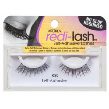 Andrea Redi-lash Self-Adhesive Lashes 53S, 34, 53 Each