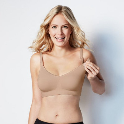 Bravado Designs Body Silk Seamless Nursing Bra