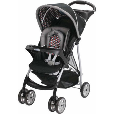 Graco LiteRider Click Connect Lightweight Stroller, Bottlecap
