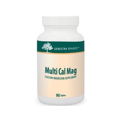 Multi Cal Mag 90 tabs by Seroyal - Genestra