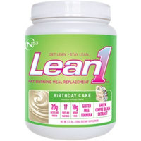 Lean 1 - BIRTHDAY CAKE (1.7 Pound Powder) by Nutrition 53 at the Vitamin Shoppe
