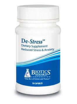 Biotics Research, De-Stress 30 Capsules