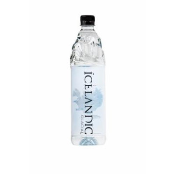 Icelandic Glacial Natural Spring Water, 1 Liter, 12 Count