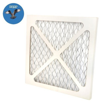 HQRP 12x12x1 Air Filter for Home and Office HVAC System (Heating, Ventilation and Air Conditioning), MERV 6 Rating + HQRP Coaster