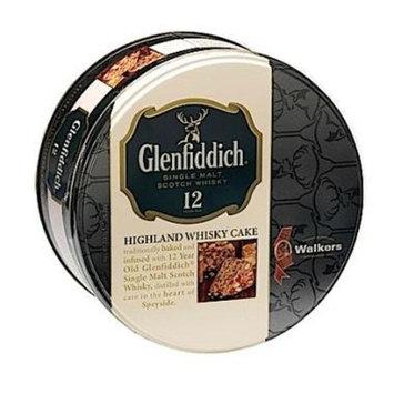 Walkers'Glenfiddich Highland Whisky Cake 14.1 oz