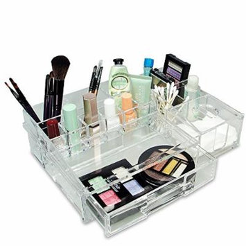 Ikee Design Luxury Cosmetic Makeup Organizer