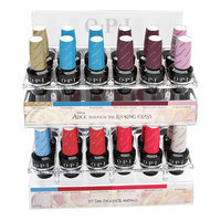 Coty OPI GelColor Alice Through the Looking Glass Collection 24 Piece Display