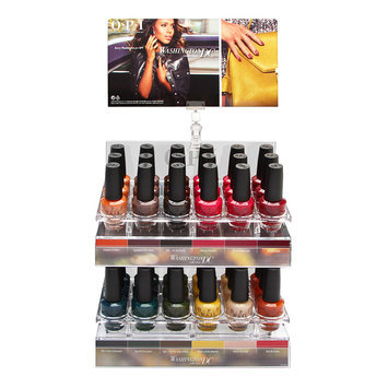 Coty OPI Nail Lacquer Washington DC Collection 36 Piece Display
