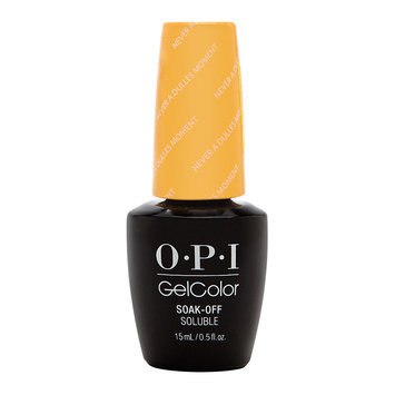 OPI Washington DC Collection Fall 2016 GelColor Soak-Off Gel Polish Never a Dulles Moment #GCW56
