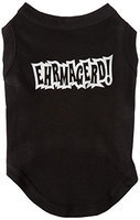 Ahi Ehrmagerd Screen Print Shirt Black Med (12)