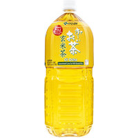 Ito En Oi Ocha Unsweetened Green Tea With Roasted Rice, 2 L, 1 Count