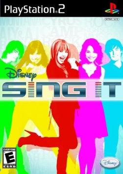 Nintendo Disney Sing It - PlayStation 2