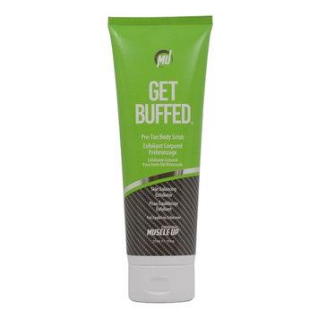 Protan Pro Tan Get Buffed Pre-Tan Body Scrub Skin Balancing Exfoliator 8oz