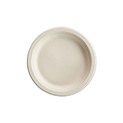 Chinet 6 Paper Pro Round Plates in White