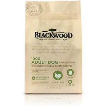 Blackwood Pet Food Everyday Diet, Chicken Meal With Oats [All Life Stages 1000]